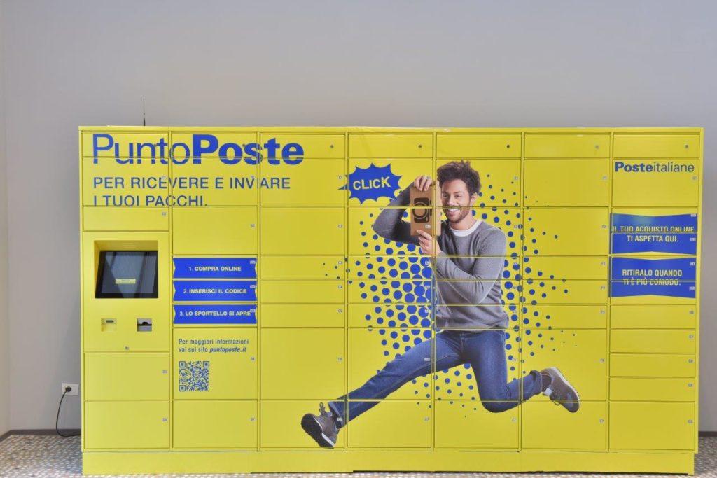 """I nuovi """"punto Poste"""" per la rete e-commerce"""